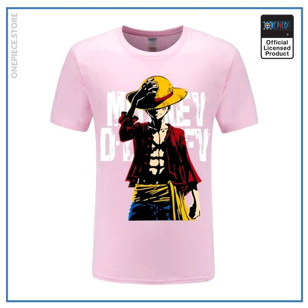 Red / S Official One Piece Merch
