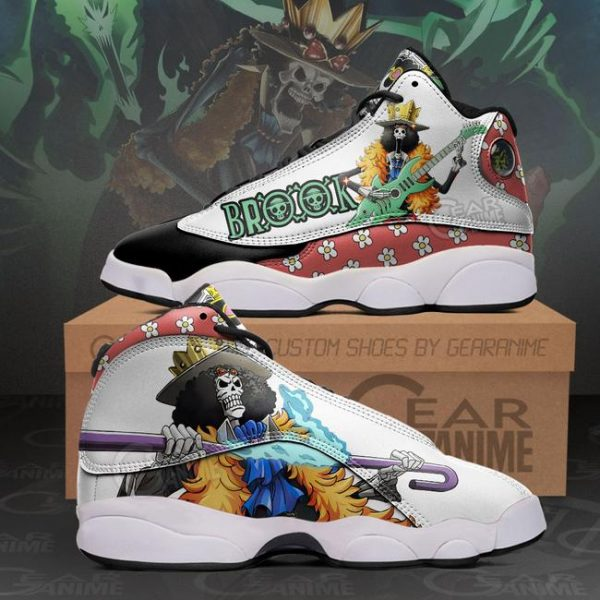 Brook Sneakers One Piece Anime Shoes - One Piece Store