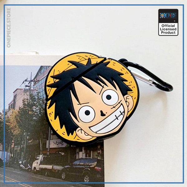 One Piece AirPod Case  Luffy OP1505 Default Title Official One Piece Merch