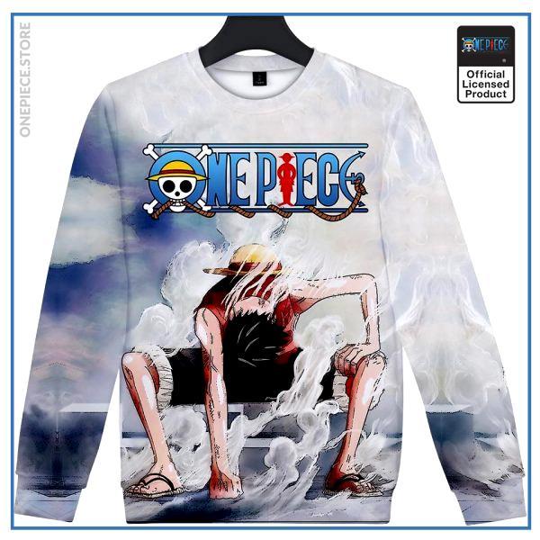 One Piece Sweater  Gear 2 OP1505 S Official One Piece Merch