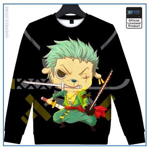 One Piece Sweater  Zoro Tanuki OP1505 S Official One Piece Merch