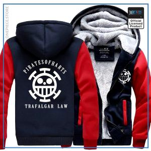 One Piece Jacket  Law (Red & Blue) OP1505 M Official One Piece Merch