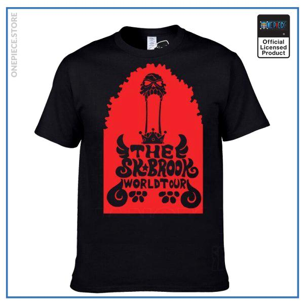 Black / White / M Official One Piece Merch