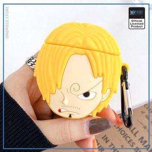 One Piece AirPod Case  Sanji OP1505 Default Title Official One Piece Merch