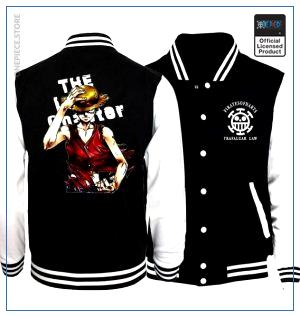 One Piece Varsity Jacket  Captain Luffy OP1505 S Official One Piece Merch