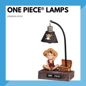 One Piece 3D Lamps