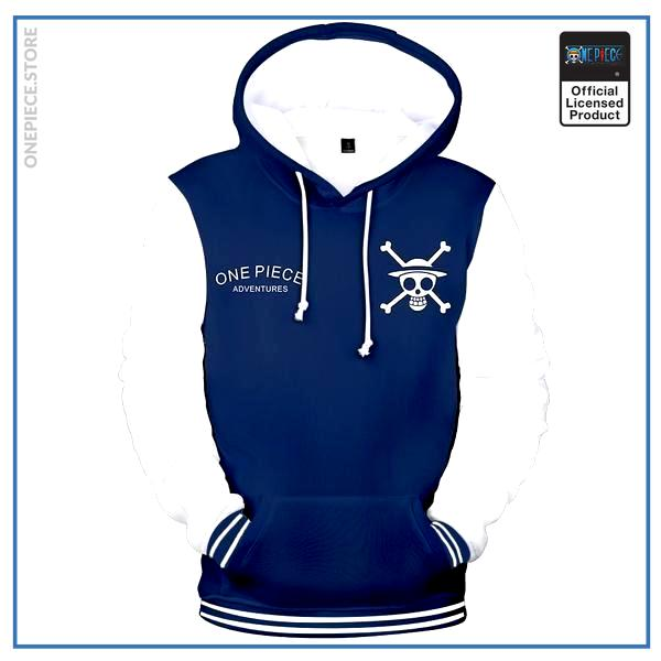 One Piece Hoodie  Straw Hat Pirates OP1505 S Official One Piece Merch