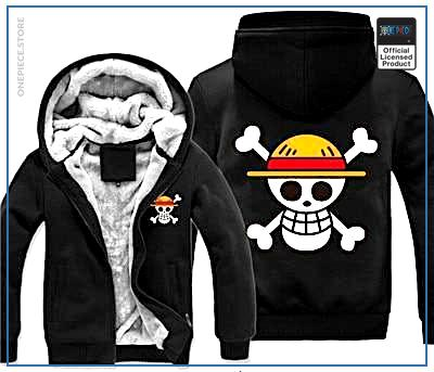 One Piece Jacket  Straw Hat Pirates OP1505 M Official One Piece Merch