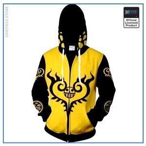 One Piece Hoodie  Surgeon of Death OP1505 picture color 5 / S Official One Piece Merch