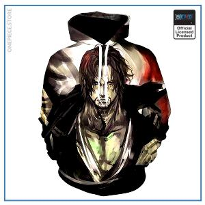 One Piece Hoodie  Shanks OP1505 M Official One Piece Merch