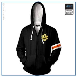 One Piece Hoodie  Corazon OP1505 M Official One Piece Merch