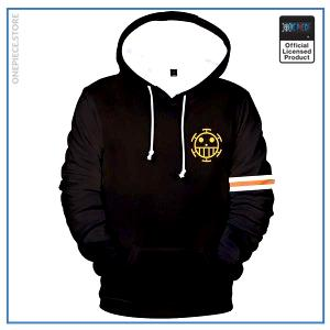 One Piece Hoodie  Law New World OP1505 S Official One Piece Merch