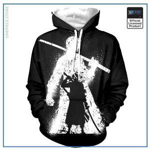 One Piece Hoodie  Pirate Bounty Zoro OP1505 M Official One Piece Merch