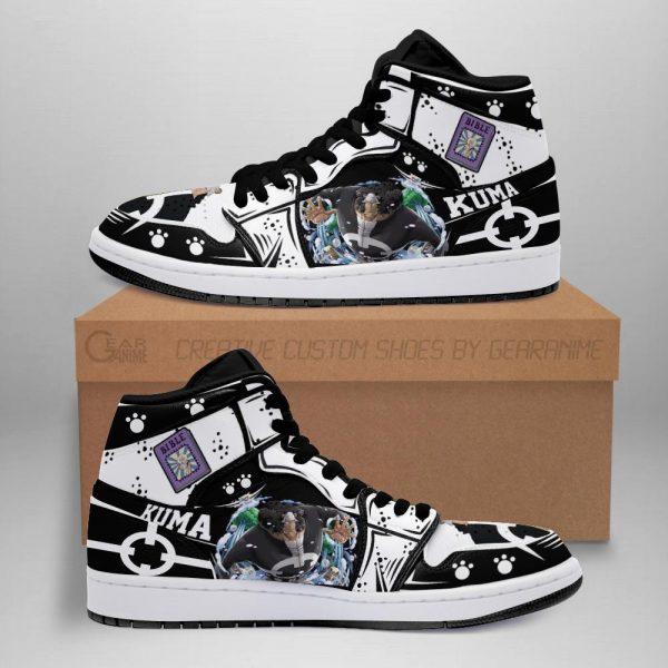 bartholomew jordan sneakers one piece anime shoes fan gift mn06 - One Piece Store