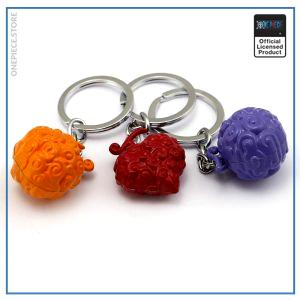 One Piece Keychain  Devil Fruits OP1505 Ope Ope no Mi Official One Piece Merch