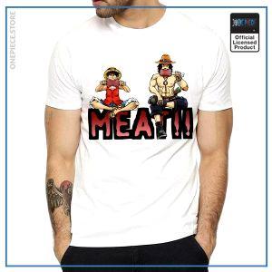 One Piece Shirt  MEAT OP1505 S Official One Piece Merch