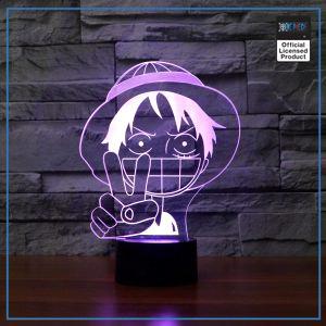 One Piece Light Lamp  Kid Luffy OP1505 Touch Official One Piece Merch