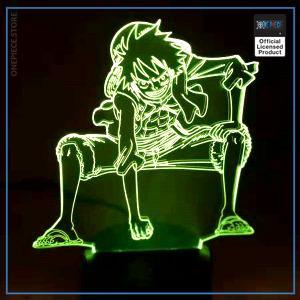 One Piece Light Lamp  Luffy OP1505 Touch Official One Piece Merch