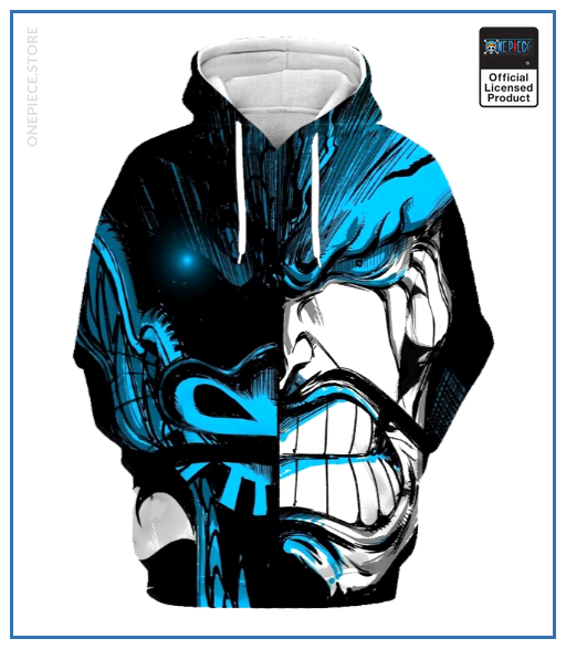 One Piece Hoodie  Kaido of the Beasts OP1505 S Official One Piece Merch