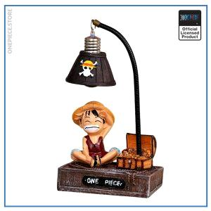 One Piece Table Lamp  Luffy OP1505 Default Title Official One Piece Merch