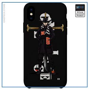 One Piece iPhone Case  Mihawk Street Style OP1505 For iPhone 6 Official One Piece Merch