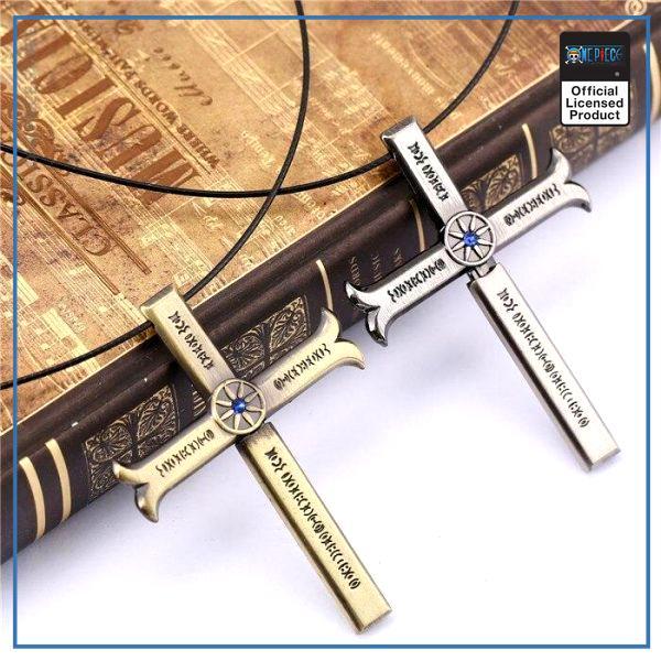 one piece mihawk necklace - One Piece Store
