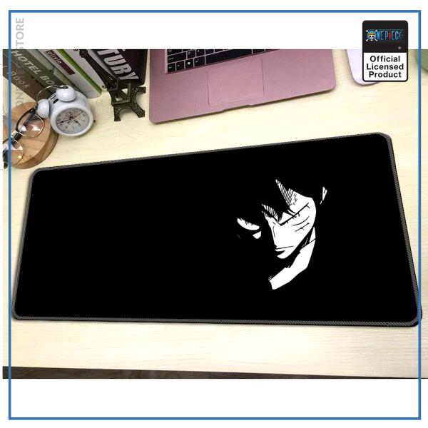 One Piece Mouse Pad  Serious Luffy (XXL) OP1505 Default Title Official One Piece Merch