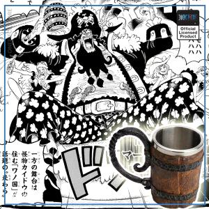 One Piece Mug Cup  Blackbeard Barrel OP1505 Default Title Official One Piece Merch