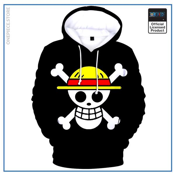 One Piece Hoodie  ONE PIECE OP1505 S Official One Piece Merch