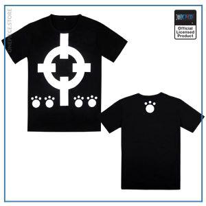 One Piece Shirt  Bartholomew Kuma OP1505 M Official One Piece Merch