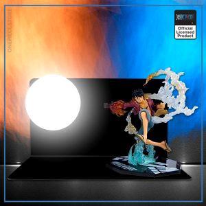 One Piece 3D Lamp  Luffy OP1505 Default Title Official One Piece Merch
