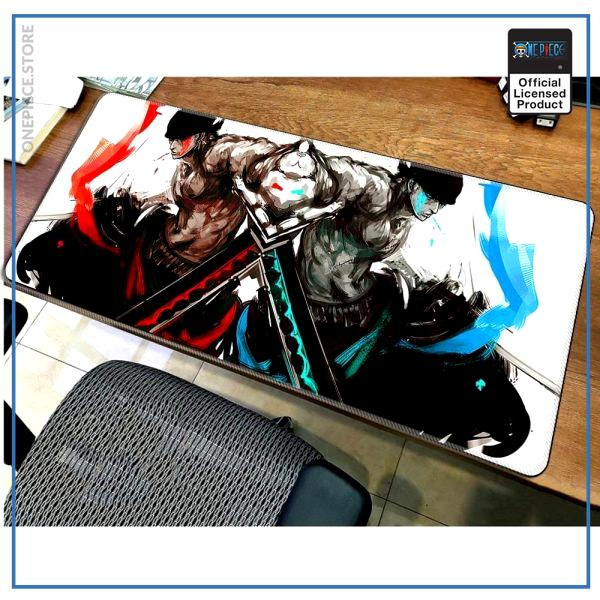 One Piece Mouse Pad  Roronoa Zoro (XXL) OP1505 Default Title Official One Piece Merch
