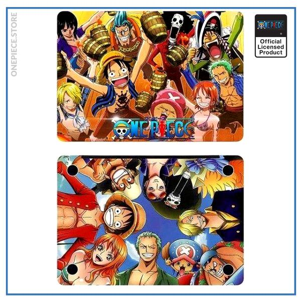 2018 Air 13 inch / A side Official One Piece Merch