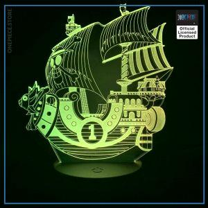 One Piece Light Lamp  Thousand Sunny OP1505 Touch Official One Piece Merch