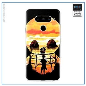 One Piece LG Case  Join the Adventure OP1505 for G8s ThinQ Official One Piece Merch