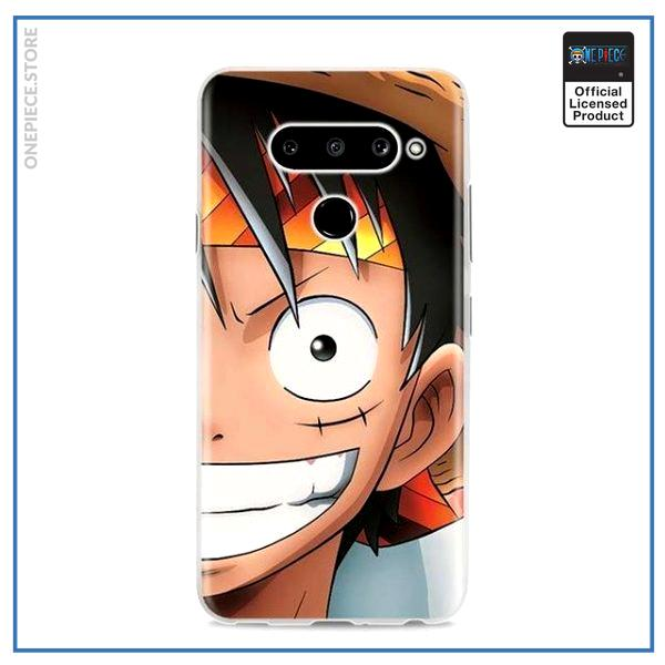 One Piece LG Case  Happy Luffy OP1505 for LG V40 Official One Piece Merch