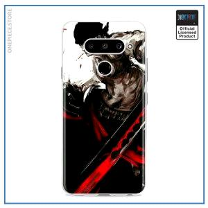 One Piece LG Case  Zoro (Red) OP1505 for Q8 2017 Official One Piece Merch