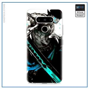 One Piece LG Case  Zoro (Blue) OP1505 for LG G5 Official One Piece Merch