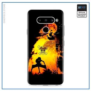 One Piece LG Case  Will of D. OP1505 for G8s ThinQ Official One Piece Merch
