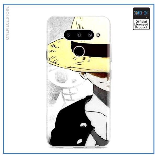 One Piece LG Case  Luffy OP1505 for V30 Plus(V30) Official One Piece Merch