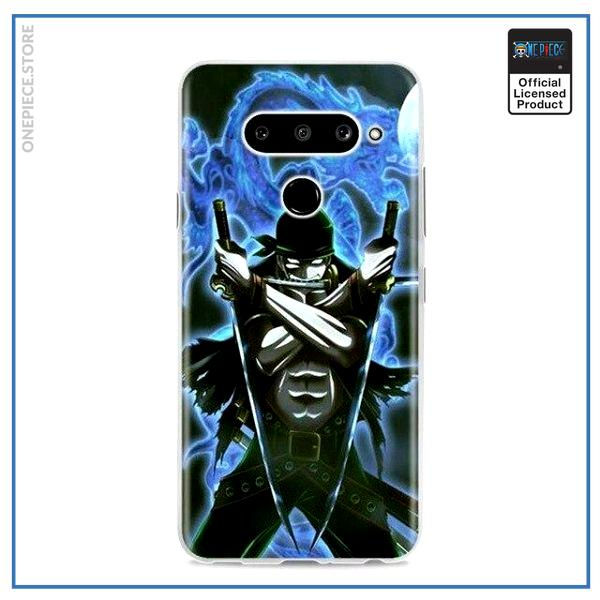 One Piece LG Case  Zoro Dragon Twister OP1505 for LG G5 Official One Piece Merch