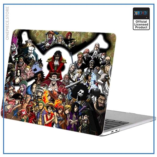 One Piece Laptop Skin  Golden Era OP1505 Pro 13 inch A1708 Official One Piece Merch