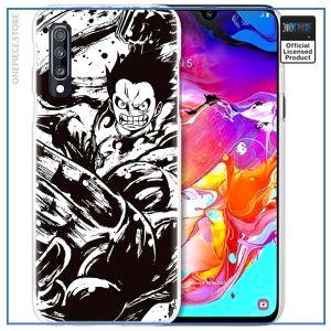 One Piece Samsung Phone Case  Luffy Gear 4 OP1505 A70 Official One Piece Merch