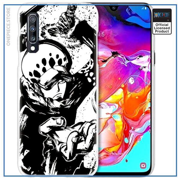 One Piece Samsung Phone Case  Trafalgar Law OP1505 A8 2018 Official One Piece Merch