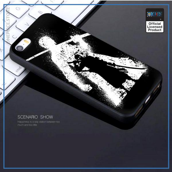 One Piece iPhone Case  Roronoa Zoro OP1505 for iPhone 4s Official One Piece Merch