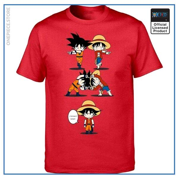Black / S Official One Piece Merch