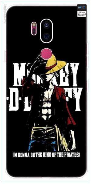 One Piece LG Case  Luffy the Pirate OP1505 LG G5 Official One Piece Merch