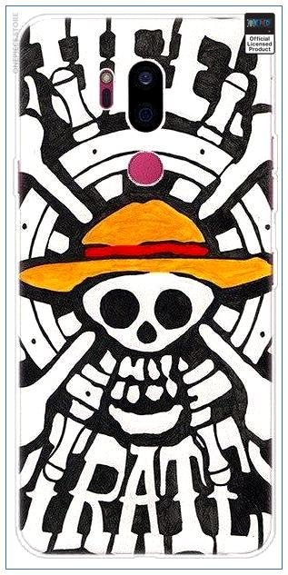 One Piece LG Case  Straw Hat Jolly Roger OP1505 LG G5 Official One Piece Merch