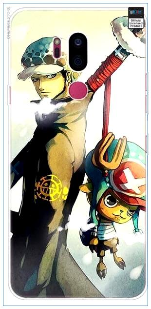 One Piece LG Case  Law and Chopper OP1505 LG G5 Official One Piece Merch