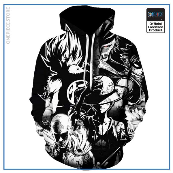 One Piece Hoodie  Anime Heroes OP1505 S Official One Piece Merch